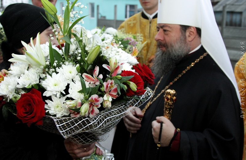 День рождения Владыки Митрофана, г.Луганск, 19.11.2015 | 3
