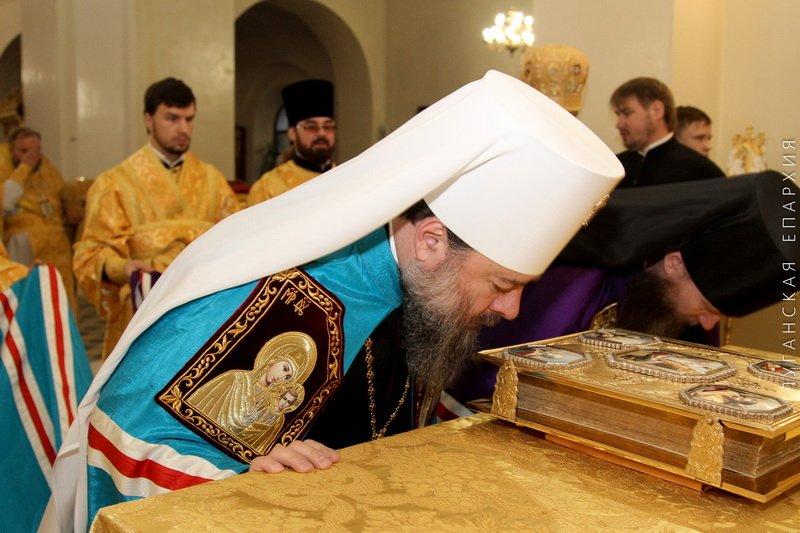День рождения Владыки Митрофана, г.Луганск, 19.11.2015 | 4