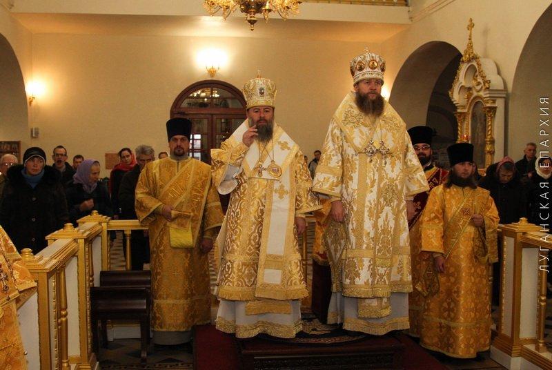 День рождения Владыки Митрофана, г.Луганск, 19.11.2015 | 5