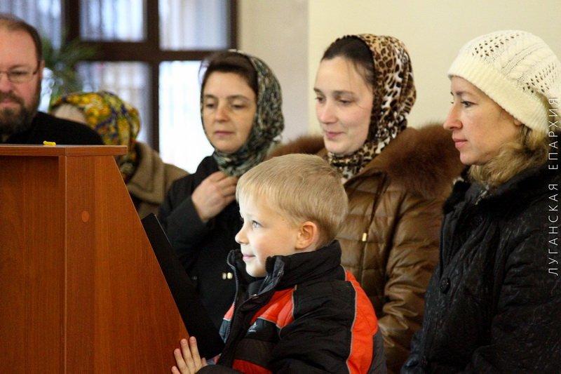 День рождения Владыки Митрофана, г.Луганск, 19.11.2015 | 7