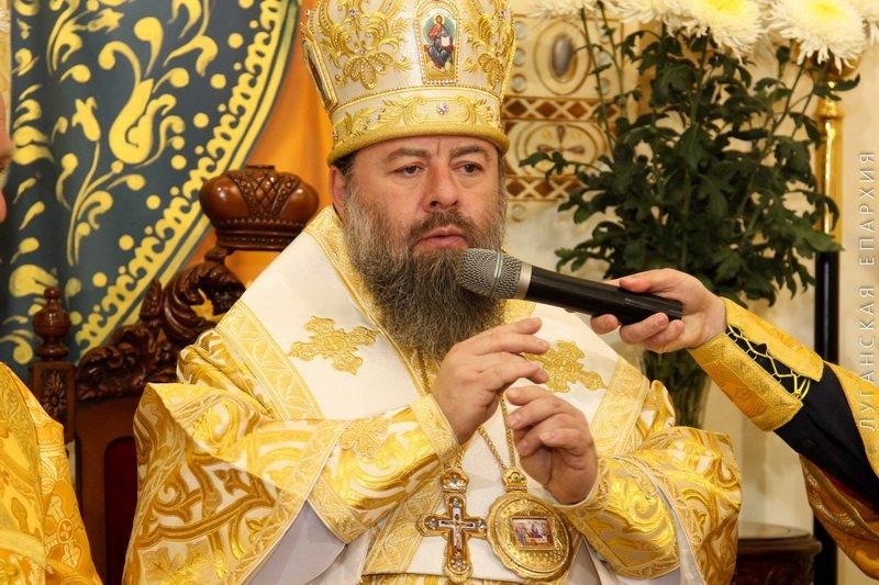 День рождения Владыки Митрофана, г.Луганск, 19.11.2015 | 14
