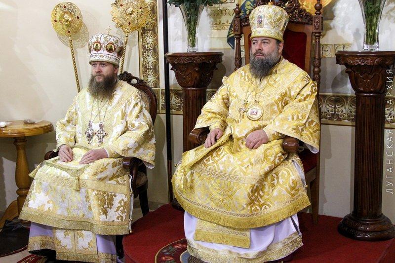 День рождения Владыки Митрофана, г.Луганск, 19.11.2015 | 16