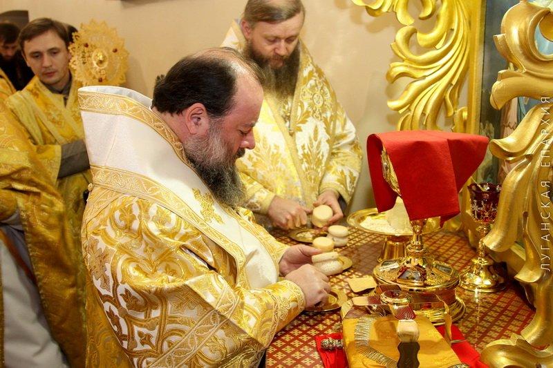 День рождения Владыки Митрофана, г.Луганск, 19.11.2015 | 19
