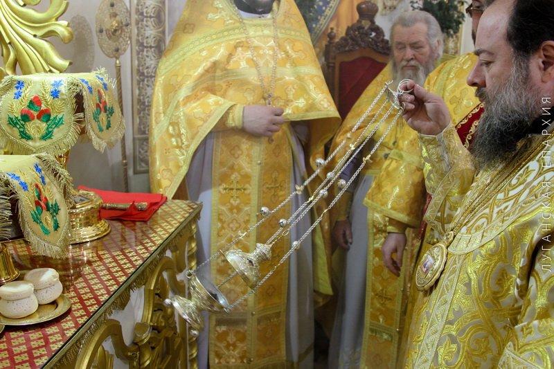 День рождения Владыки Митрофана, г.Луганск, 19.11.2015 | 21