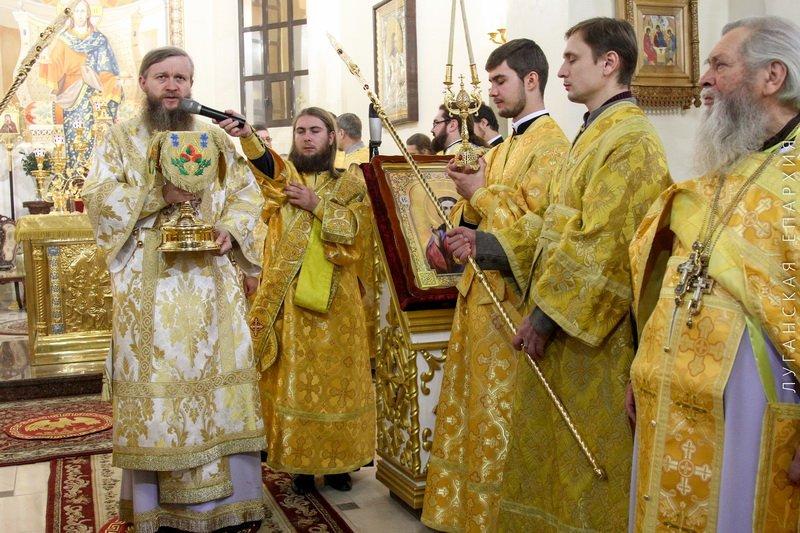 День рождения Владыки Митрофана, г.Луганск, 19.11.2015 | 23
