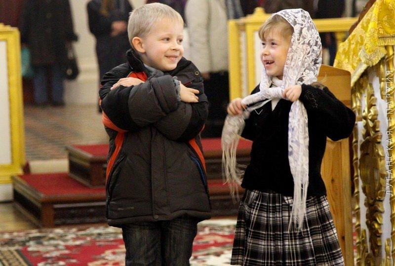 День рождения Владыки Митрофана, г.Луганск, 19.11.2015 | 25