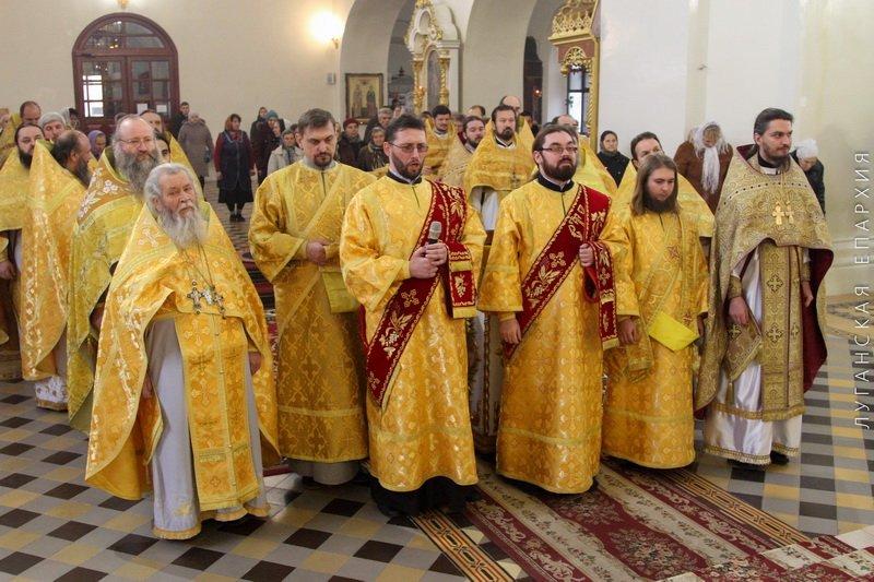 День рождения Владыки Митрофана, г.Луганск, 19.11.2015 | 29