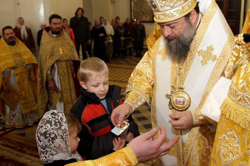 День рождения Владыки Митрофана, г.Луганск, 19.11.2015 | 31