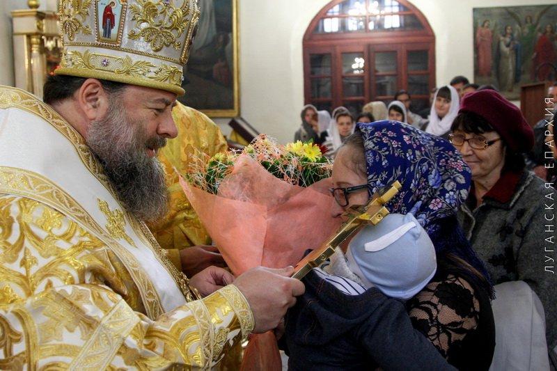 День рождения Владыки Митрофана, г.Луганск, 19.11.2015 | 33