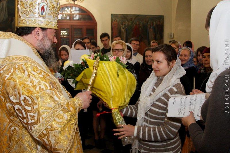 День рождения Владыки Митрофана, г.Луганск, 19.11.2015 | 34