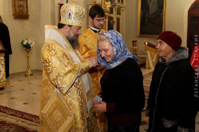День рождения Владыки Митрофана, г.Луганск, 19.11.2015 | 35