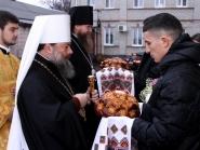 День рождения Владыки Митрофана, г.Луганск, 19.11.2015 | 2