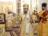 День рождения Владыки Митрофана, г.Луганск, 19.11.2015 | 10