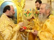 День рождения Владыки Митрофана, г.Луганск, 19.11.2015 | 22