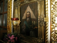 Икона с трехмерным изображением
