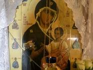 Престольный праздник в храме в честь Иверской иконы Божией Матери с.Долгое, 26.10.2013_02