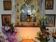 Престольный праздник в храме в честь Иверской иконы Божией Матери с.Долгое, 26.10.2013_19