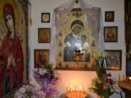 Престольный праздник в храме в честь Иверской иконы Божией Матери с.Долгое, 26.10.2013_20