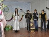 Рождественский концерт в Александровском ДК, 7.01.2013