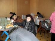 В социальной столовой г.Александровска