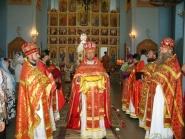 Свято-Архидьяконо-Стефановский храм, г.Славяносербск