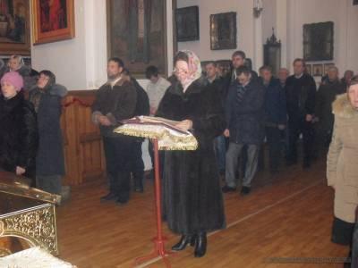 Rozhdestvo-Xristovo Aleksandrovsk 7-Jan-2016 06