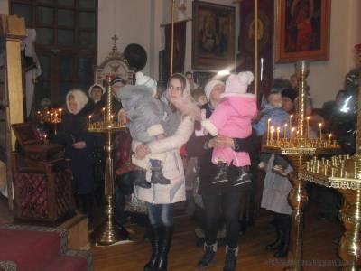Rozhdestvo-Xristovo Aleksandrovsk 7-Jan-2016 11
