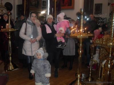Rozhdestvo-Xristovo Aleksandrovsk 7-Jan-2016 12