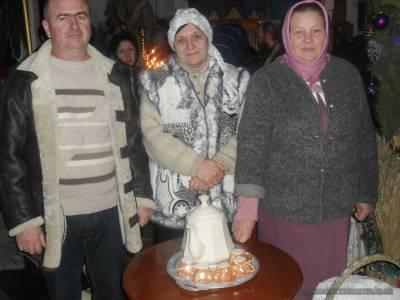 Rozhdestvo-Xristovo Aleksandrovsk 7-Jan-2016 15