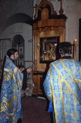Престольный праздник Свято-Вознесенского монастыря, 24.03.2013