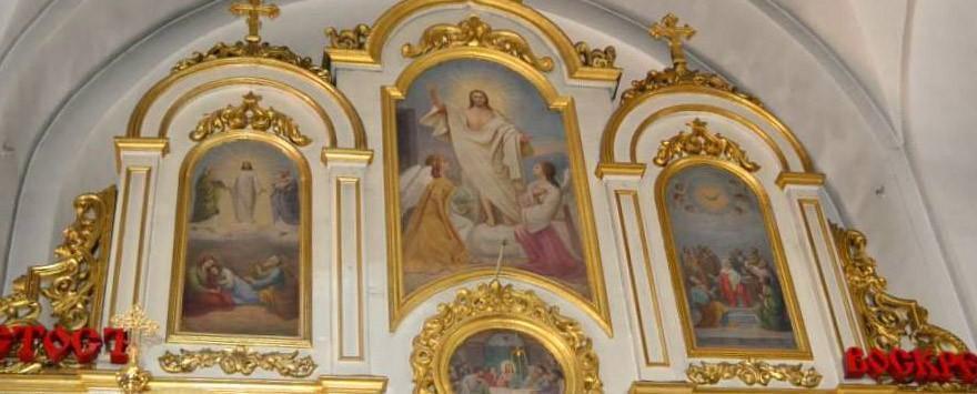 Свято-Вознесенский храм, фотосборник