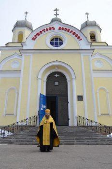 Свято-Вознесенский храм, г. Александровск