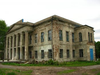 Усадьба Юзбашевка в 2008 году