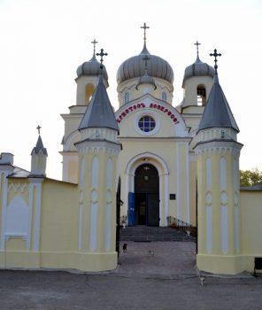 Свято-Вознесенский храм, Александровск