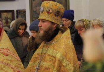 Протоиерей Марк Лобов, клирик Свято-Вознесенского храма, г.Александровск