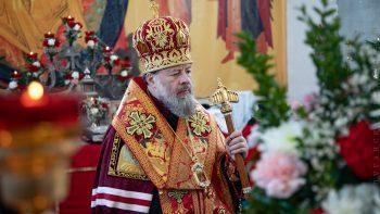 Высокопреосвященнейший Митрофан, митрополит Луганский и Алчевский