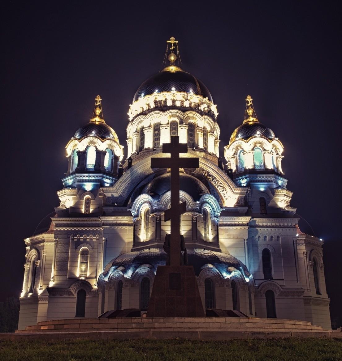 Паломничество по святыням Луганска и Ростовской епархии