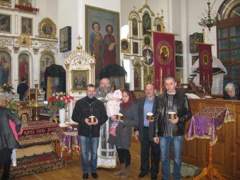 Царствия Небеснаго дорогому Геннадию Петровичу!