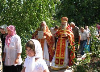 Престольный праздник в Свято-Пантелеимоновом храме