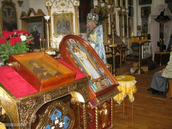Икона Божией Матери Смоленская, Свято-Вознесенский храм, г.Александровск