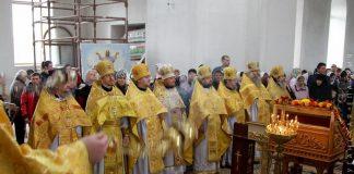 Праздник преставления святого апостола и евангелиста Иоанна Богослова в монастыре с.Хорошее