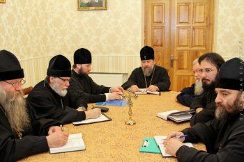 Епархиальный Совет в Луганской епархии, 23.02.17
