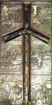 Крест святой Нины равноапостольной