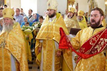 секретарь Луганской епархии архим. Макарий (Любавцев)