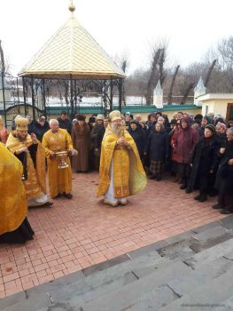 Праздник свт. Спиридона Тримифунтского, 25.12.2017