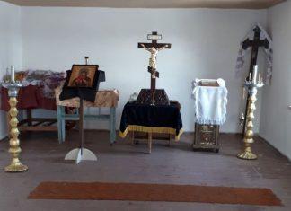 Создан новый приход в честь Тихвинской иконы Б. Матери в селе Сабовка