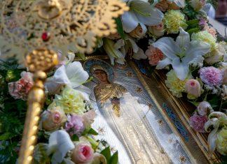 Пресвятая Богородица Луганская, моли Бога о нас!