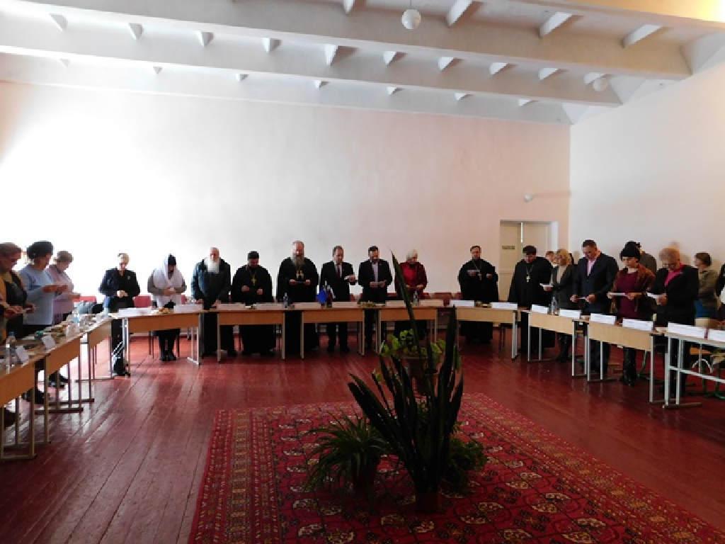На базе Родаковской школы состоялось заседание Круглого стола «Духовные традиции в современном обществе»
