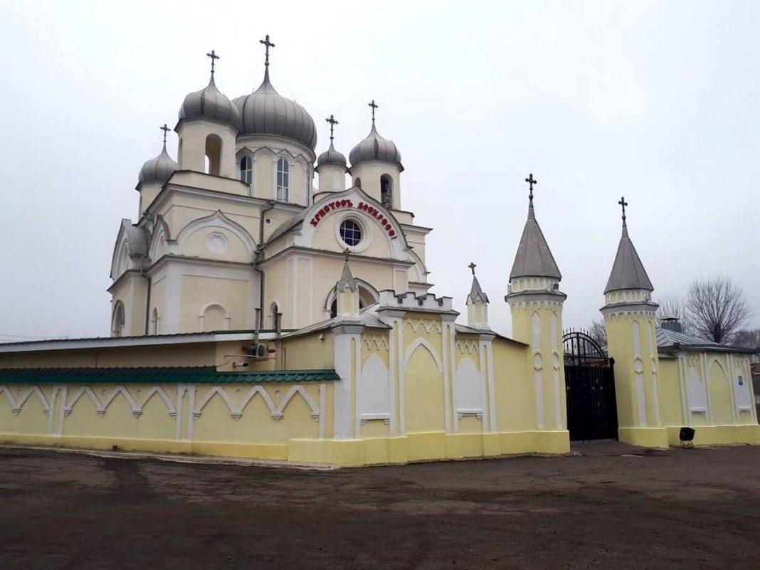 Свято-Вознесенский храм, Александровск, Луганская епархия