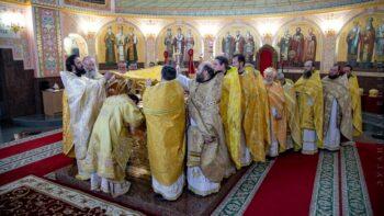 Правящий архиерей возглавил торжество в честь дня Крещения Руси. 28.07.2020, г. Луганск